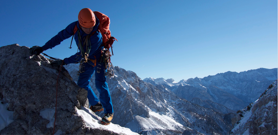 12 Week Time Crunched Mountaineering Plan