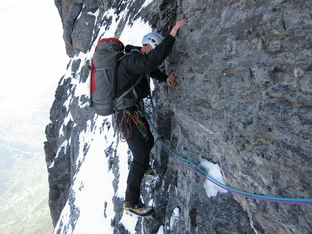 How to climb the Eiger